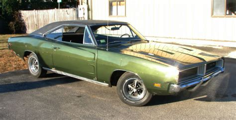 1969 Dodge Charger R/T 440 Magnum Numbers Matching for
