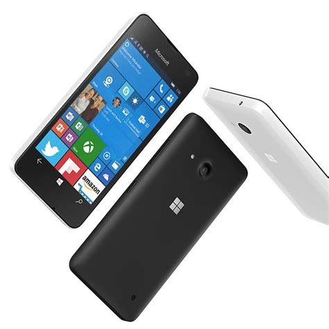 Microsoft Lumia 550 confirmed: UK price, release data