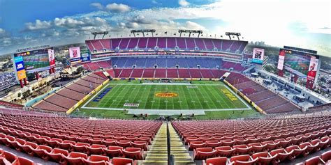Raymond James Stadium Tickets with No Fees at Ticket Club