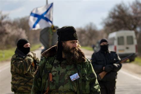 Serbian Ultra-Nationalists Flock To Crimea To Support