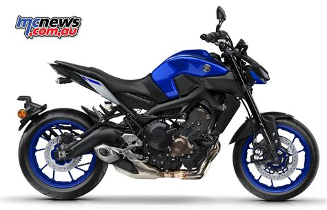 Yamaha MT-09 updated for 2017 | MCNews