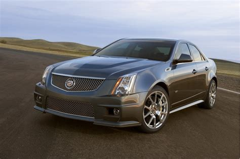 2008 Cadillac CTS Pictures/Photos Gallery - The Car Connection