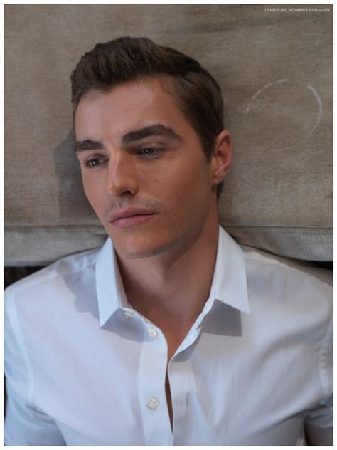 Dave Franco is Polaroid Happy for L'Officiel Hommes
