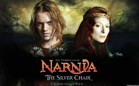 'The Chronicles Of Narnia' Reboot: 'The Silver Chair' Set