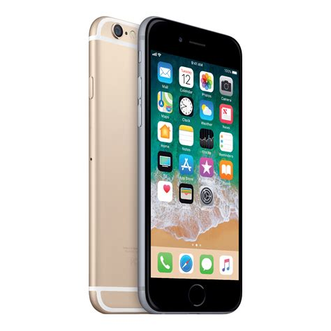 Straight Talk Apple iPhone 6 with 32GB 4G LTE Prepaid