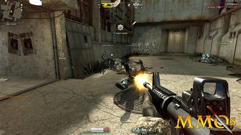 Free To Play FPS Games Like Counter-Strike - MMOs