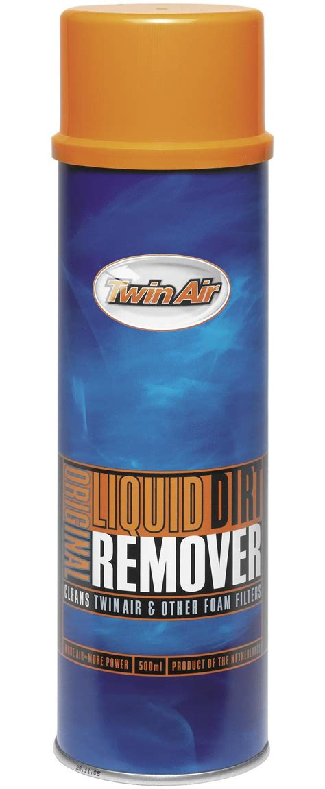 Twin Air 159006 Bio Dirt Remover Spray – Powersport Superstore