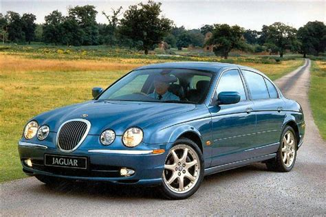 Jaguar S-TYPE (1999 - 2007) used car review | Car review