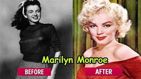 25 Photos Of Norma Jeane Mortenson Before She Became