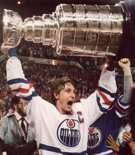 Wayne Gretzky's trade to the Los Angeles Kings from the