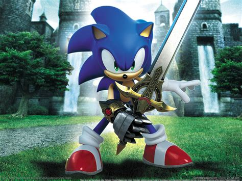 Sonic & the Black Knight - Sonic and the Black Knight
