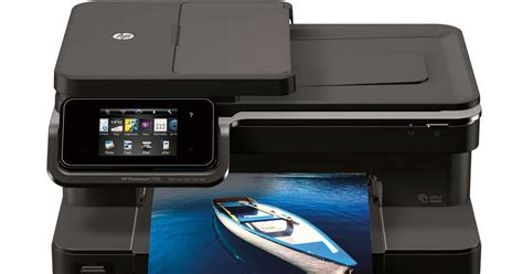 AirPrint Printers: HP Photosmart 7510 All-in-One with eFax