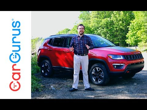 6 Different Ways You Can Configure the 2017 Jeep Compass