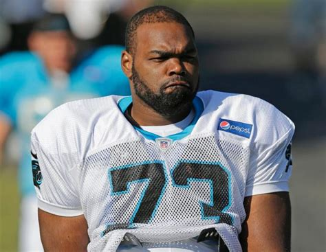 Michael Oher released by Panthers after failing physical