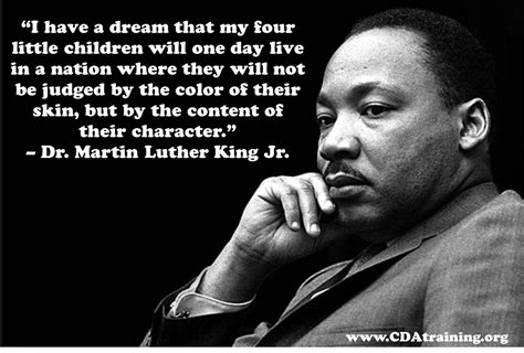 I Have A Dream Martin Luther King Jr Quotes
