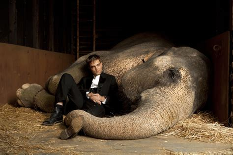 Light and Shadow: Water for Elephants - The movie