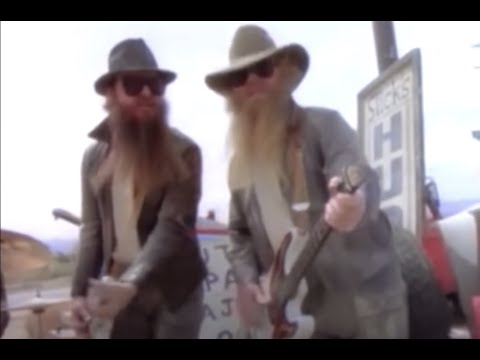 ZZ Top Gimme All Your Lovin' Live At Sweden Rock Festival