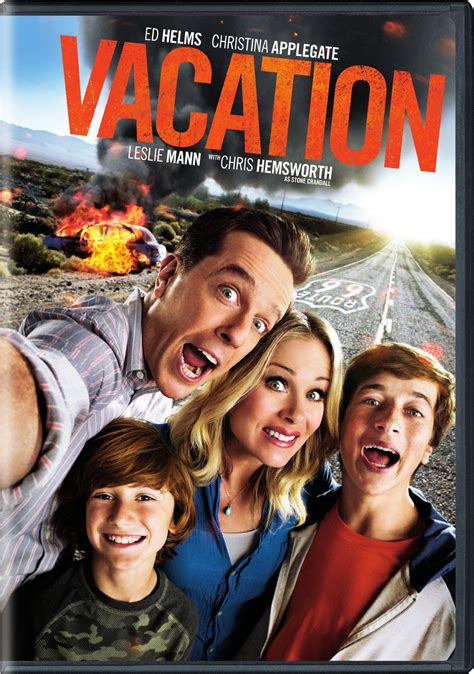 Vacation DVD Release Date November 3, 2015