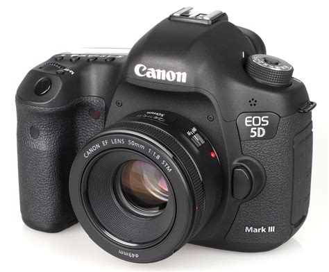 Can the Canon EF 50mm f1