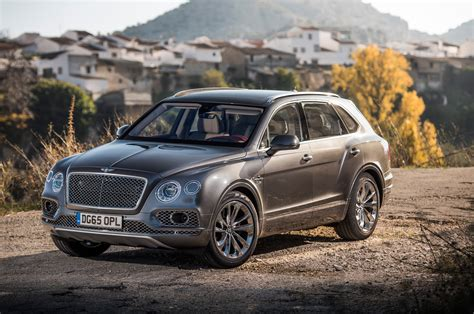2017 Bentley Bentayga First Drive Review | Automobile Magazine
