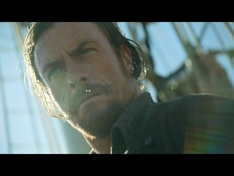 Black Sails Season 3 Ray Stevenson, Zach McGowan Interview