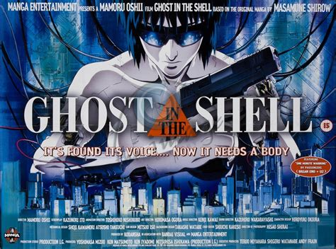 Ghost In The Shell (1995) – Mamoru Oshii – The Mind Reels