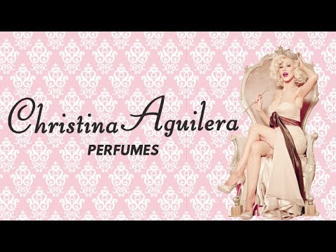 Touch of Seduction Christina Aguilera perfume - a new