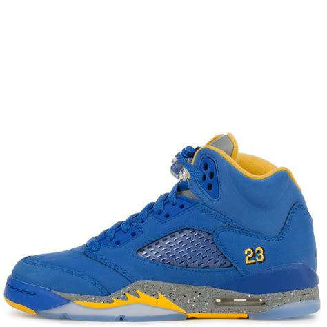 (GS) AIR JORDAN RETRO 5 LANEY
