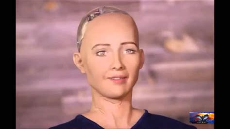 Will Sophia the robot destroy humans? - YouTube