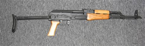 AK-63D w/milled receiver, underfolding stock for sale