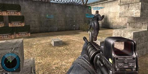 Top free online multiplayer FPS games