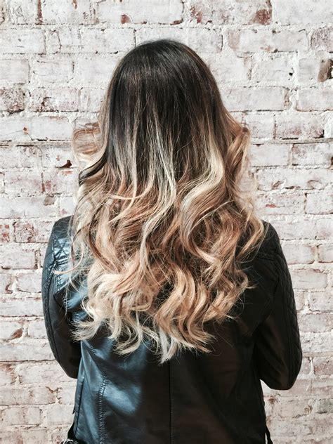 The Difference Between Ombre and Balayage - Style Lounge Salon