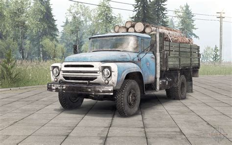 ZIL-130 _ for Spin Tires