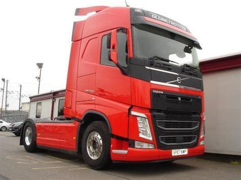 Euro-6 Volvo FH-500 - Used Truck Deal of the Day