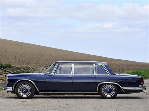 MERCEDES BENZ 600 (W100) specs & photos - 1964, 1965, 1966
