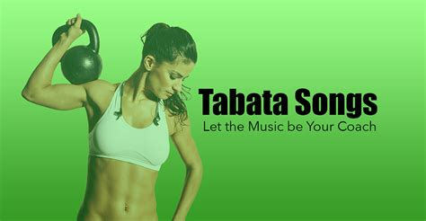 Tabata Songs - Tabata Workout Music - What is Tabata?
