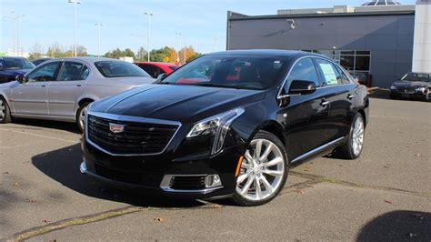 2018 Cadillac XTS Platinum V-Sport: In Depth First Person