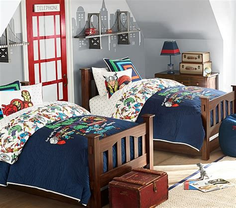 Kendall Bed | Pottery Barn Kids