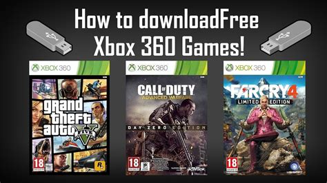How to Download Xbox 360 Games on Xbox One - YouTube