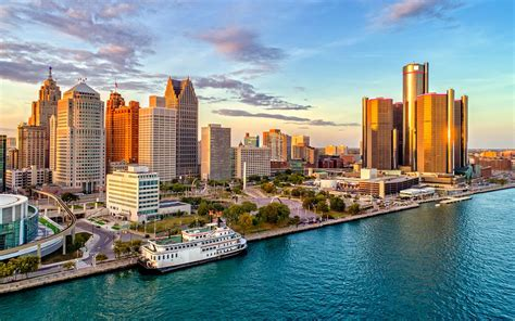 Detroit: A (Motor) City in Formation