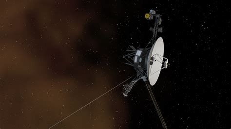 35th Anniversary of the Voyager 1 Saturn Flyby | NASA