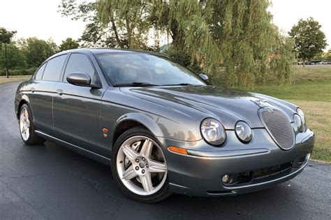 No Reserve: 2003 Jaguar S-Type R for sale on BaT Auctions