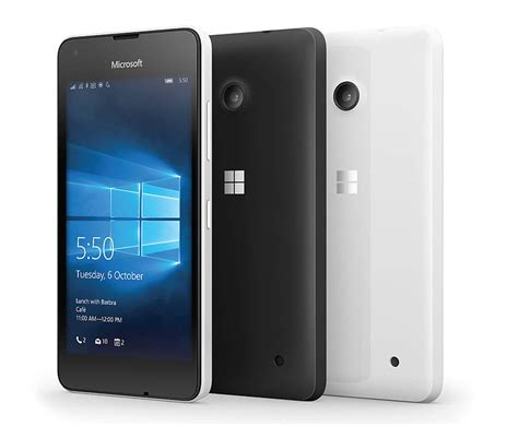 Microsoft Lumia 550 Price Review, Specifications Features