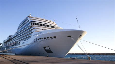 MSC Magnifica to get additional cabins, emissions