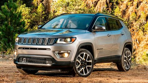 2017 Jeep Compass - interior Exterior and Drive - YouTube