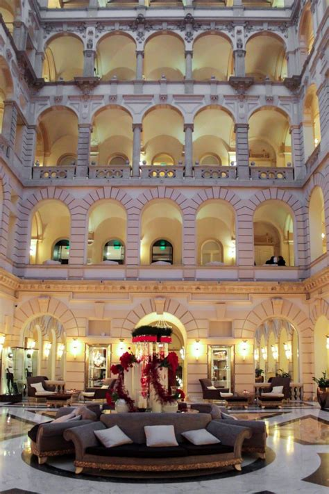 Boscolo Budapest: hotel review