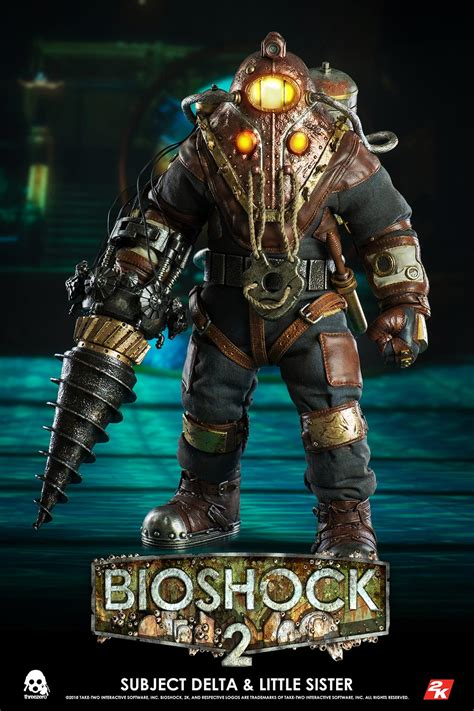 BIOSHOCK 2 – Subject Delta & Little Sister (Deluxe version
