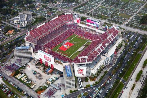 It's Official: Raymond James Stadium Lands Super Bowl LV