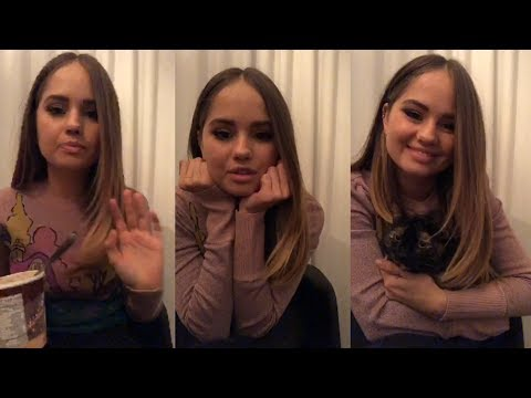 DEBBY RYAN at Celebrity Experience Winter 2017 in
