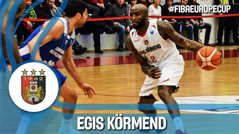 Egis Körmend - Highlight Mixtape - FIBA Europe Cup 2017-18